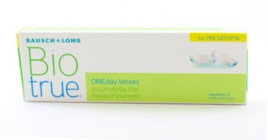 Biotrue One Day Presbiopia (CX 30)