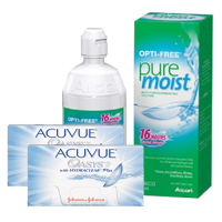acuvue oasys 6x2 + pure moist 300ml6